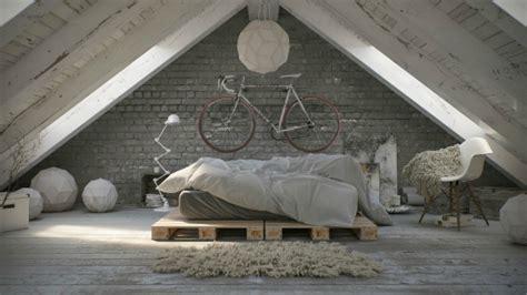 awesome attics awesome atmospheric white attic loft decoholic