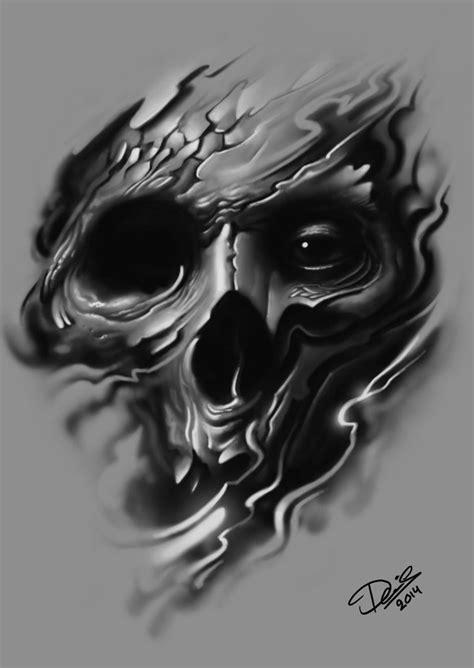 Abstract Skull Tattoos  Wwwimgkidcom  The Image Kid