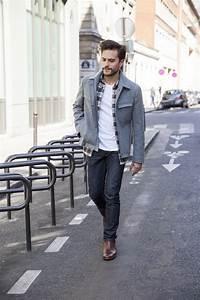 Style Vestimentaire Homme 30 Ans : comment porter une chemise en flanelle bonnegueule ~ Melissatoandfro.com Idées de Décoration