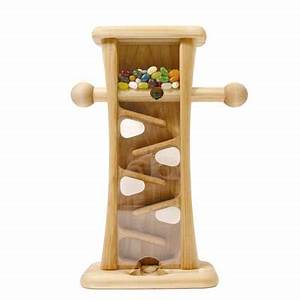 Wooden Candy Dispenser Michaud Toys Puzzles and Boxes