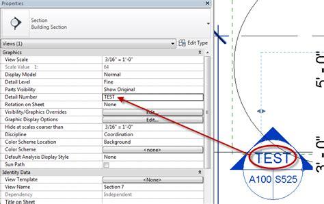 Revit 2014 Detail Number  Imaginit Technologies Support Blog