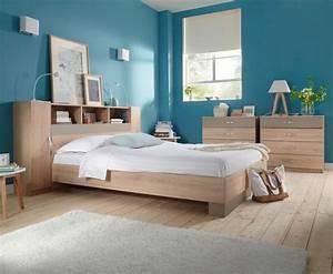 17 images about chambre on pinterest house tours for Tete de lit avec rangement et chevet