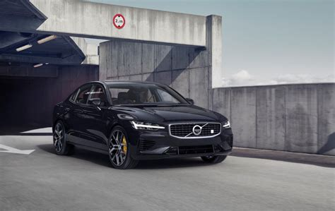 2019 Volvo S60 Revealed Swedish Style But Made In Usa
