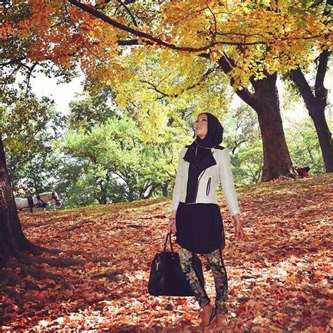 hijab autumn fashion trends hijabiworld