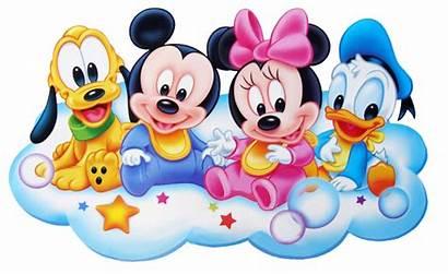 Mickey Disney Pluto Mouse Characters Minnie Cartoon