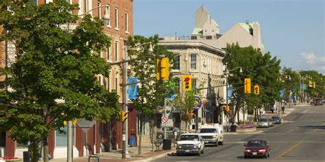 Canada Best City Find Job Guelph Ontario