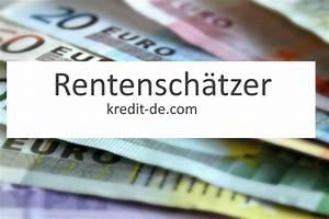 Meine Rente Berechnen : rente sch tzen ~ Themetempest.com Abrechnung