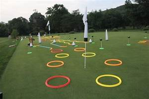 Cosmic Putting Track And Office Golf Game Glowgear Night