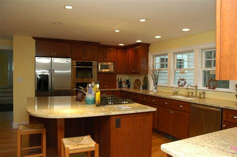sleek ideas  kitchen design  islands amaza design