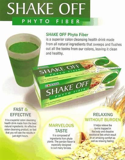 Shake Fiber Phyto Edmark Colon Health Drink