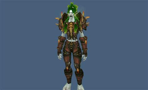 troll female trolls wow rogue horde armor die 1000 models