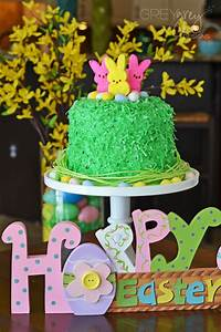 Light S Day Desserts This Easter Egg Cake Will Make You Green With Envy Evite