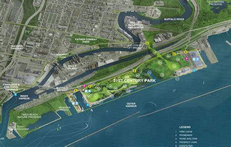 Boat Slip Rental Buffalo Ny by 21st Century Park Call To Buffalo Rising