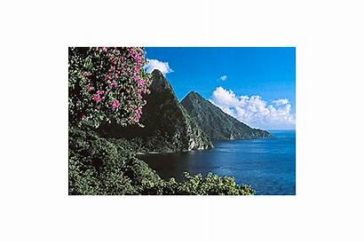 Piton Caribbean Stunning Views Swap Pitons