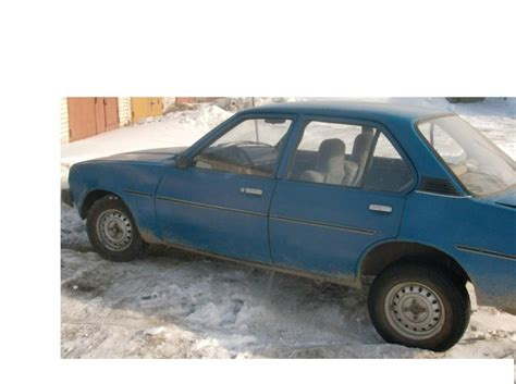 Opel Ascona For Sale by 1978 Opel Ascona For Sale 2 2 Gasoline Fr Or Rr Manual
