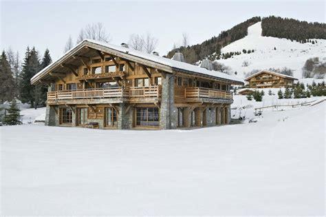 Chalets à Megève  Architecture Et Styles, Design Ou