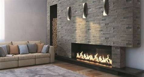 How To Create A Feature Wall Using Stone Sherwin Williams Colors For Living Rooms White Brown Room Theaters Portland Furniture Small Storage Units Uk Set Clearance Big Couches With Purple Sofa