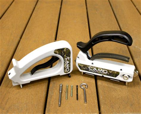 Camo Deck Tool by The Camo Deck Fastening System At Deck Builder