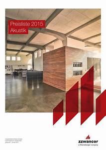 Wienerberger Dachziegel Preisliste : zzw preisliste 2015 akustik pdf by wienerberger ag ~ Michelbontemps.com Haus und Dekorationen