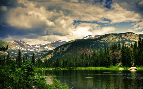 landscape, Nature, Canada Wallpapers HD / Desktop and ...