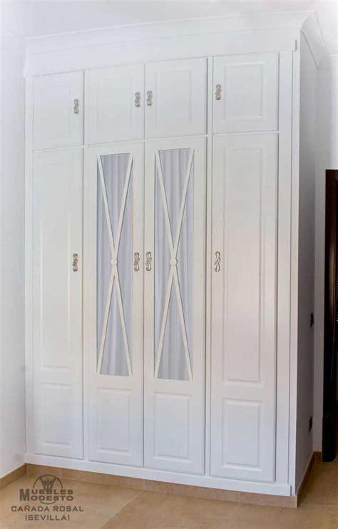armarios empotrados  medida muebles modesto
