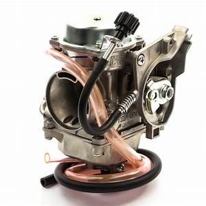 Kazuma Jaguar 500cc 4x4 Quad Bike Atv Carburettor Carby