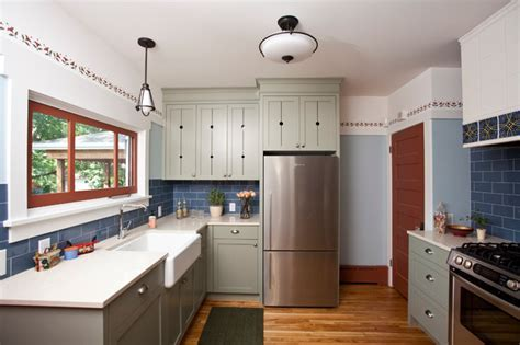 Scandinavian Kitchen   Traditional   Kitchen   Minneapolis