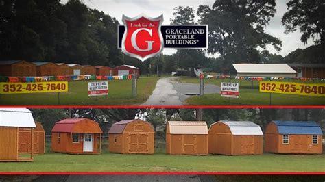 Graceland Sheds Ocala Fl by Ocala Business Spotlight Graceland Portable Buildings Of