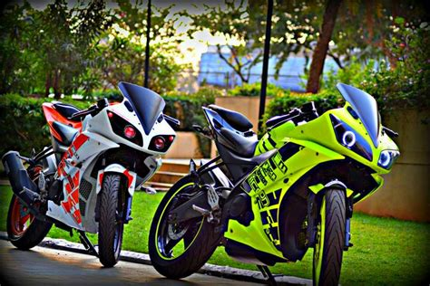 R15 Bike Modified by Modified R15 Indian Modified Bikes