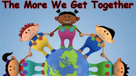 friendship station preschool the more we get together songs children s songs 495