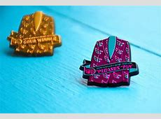 2019 Pegasus Pin features the iconic Kentucky Derby