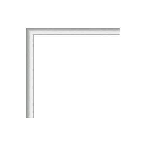 cadre photo sur mesure en aluminium argent avec plexiglas et dos sur cadre photo eu