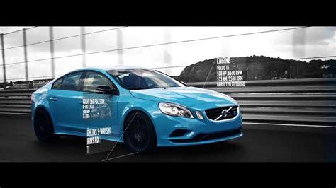 volvo  polestar concept car  hp youtube