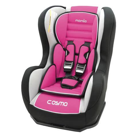siege auto nania 123 siège auto nania cosmo luxe groupe 0 1 norauto fr