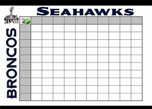 super bowl template new calendar template site With super bowl box template