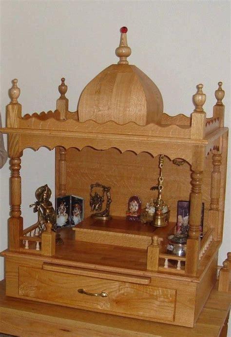 wooden mandir temple design  home room door design