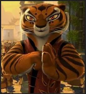 Tigresse - Wiki Kungfupanda