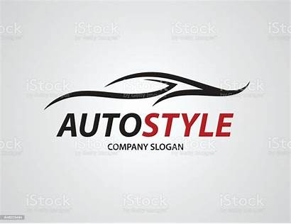 Silhouette Abstract Sports Vehicle Vector Automotive Illustration