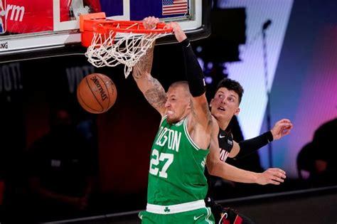 NBA Playoffs: Herro scores 37 as Heat beat Celtics to take ...