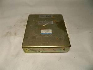 90 240sx Fuse Box Cover