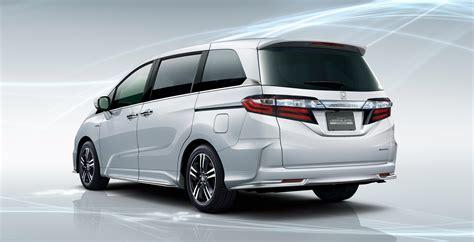 Honda Odyssey Absolute Hybrid '02.2016–17