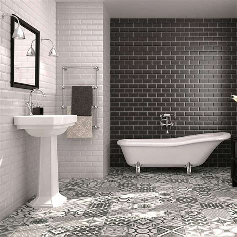 Bathroom Wall And Floor Tiles by Top 10 Bathroom Tiles For A Stylish New Look Walls And