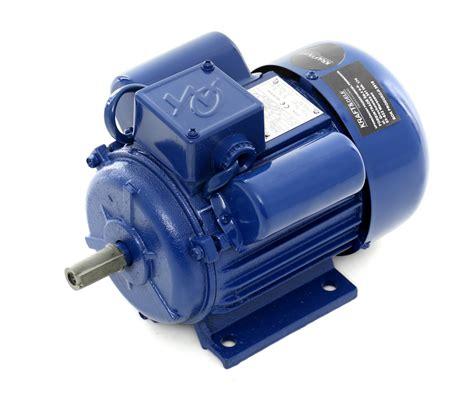 Motor Electric Romanesc by Motor Electric Monofazic 1 5 Kw 1400 Rpm 230v Kd1801