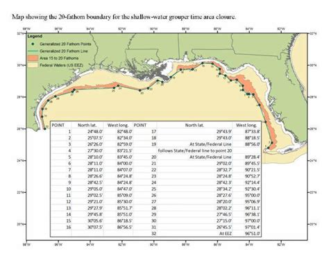 Gulf Of Mexico Recreational Fisheries To Open January 1