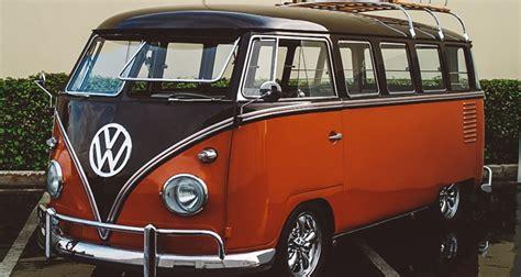 old volkswagen hippie van volkswagen is reintroducing the infamous hippie van as an