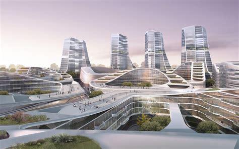 International Investment Square Skyscraper architecture