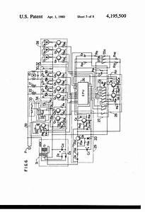 Patent Us4195500 - Automatic Washing Machine