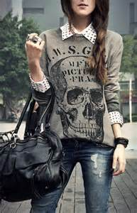 Cute Punk Rock Outfits for Girls Tumblr