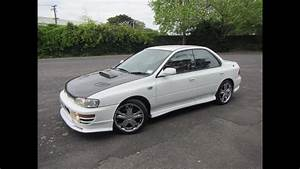 1996 Subaru Impreza Wrx 5 Speed Manual Sports Sedan  1