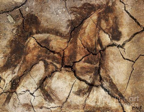 horse cave art drawing  dragica micki fortuna